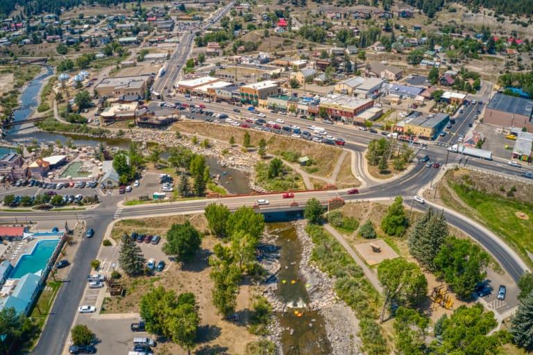 15 pueblos de Colorado con encanto 9
