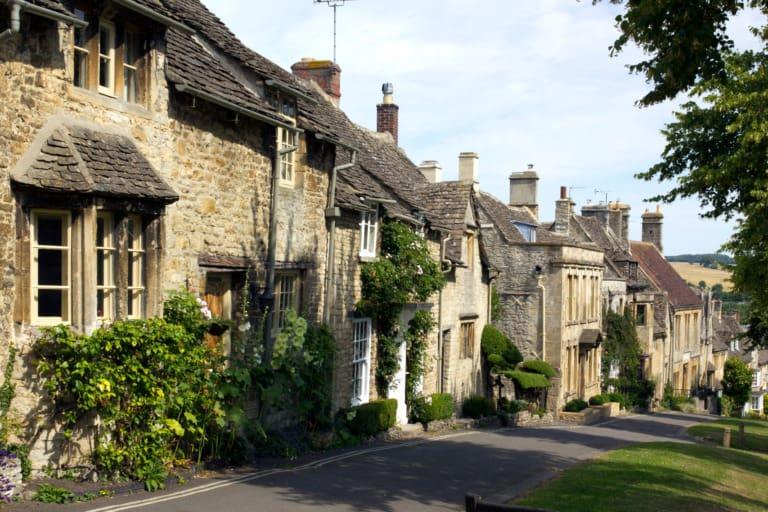 8 pueblos de Inglaterra más bonitos 7