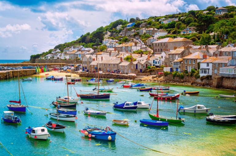 8 pueblos de Inglaterra más bonitos 6