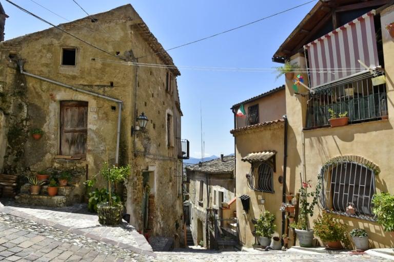 25 pueblos más bonitos de Italia 18