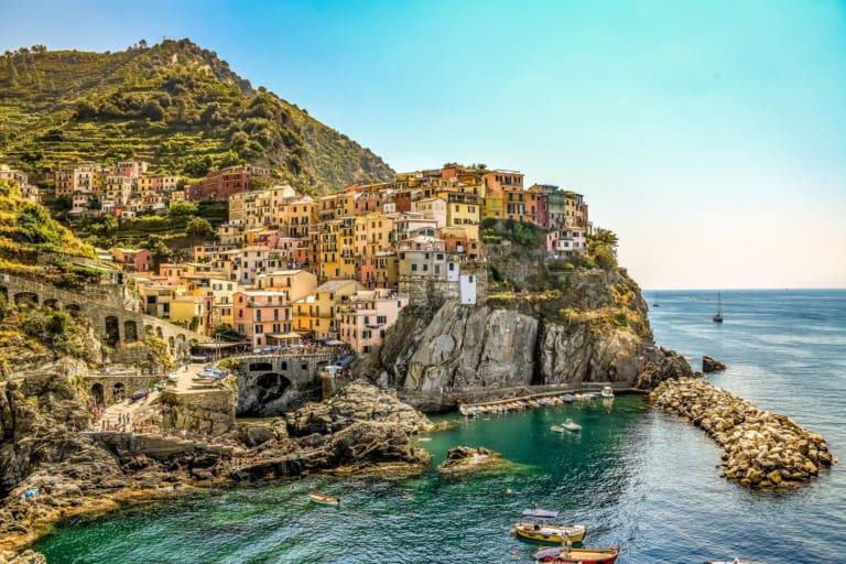 25 pueblos más bonitos de Italia 3