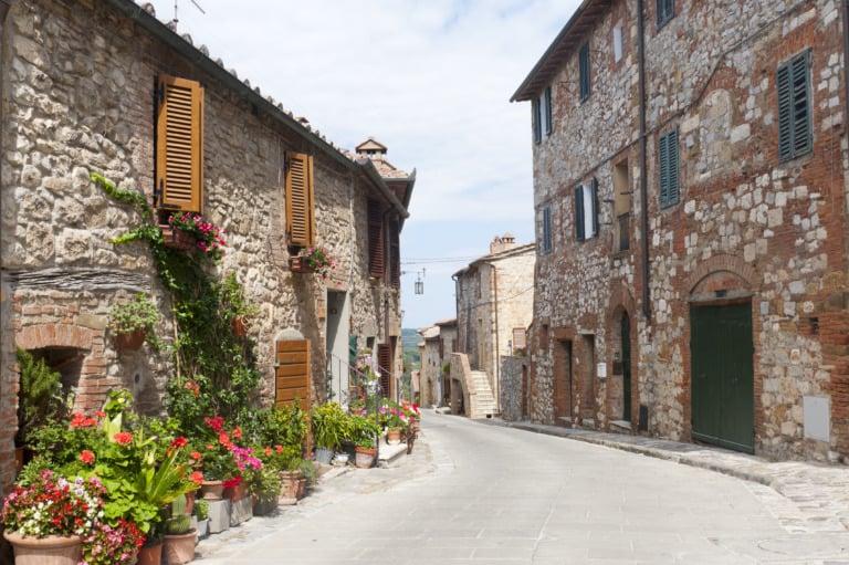 25 pueblos más bonitos de Italia 16