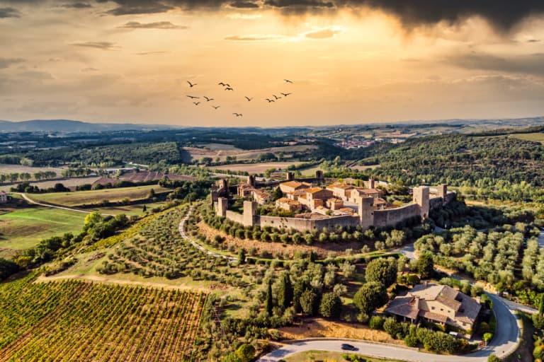 25 pueblos más bonitos de Italia 11