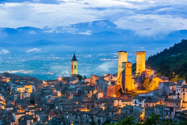 25 pueblos más bonitos de Italia 20