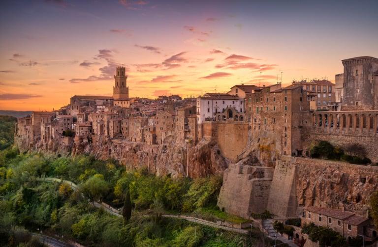 25 pueblos más bonitos de Italia 14