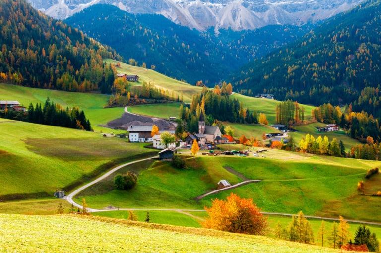 25 pueblos más bonitos de Italia 21