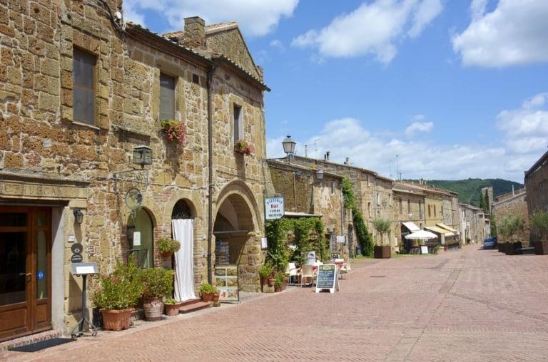 25 pueblos más bonitos de Italia 6