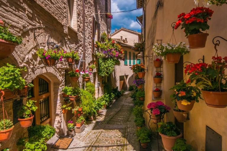 25 pueblos más bonitos de Italia 25