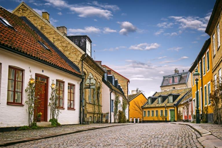 10 pueblos más bonitos de Suecia 7