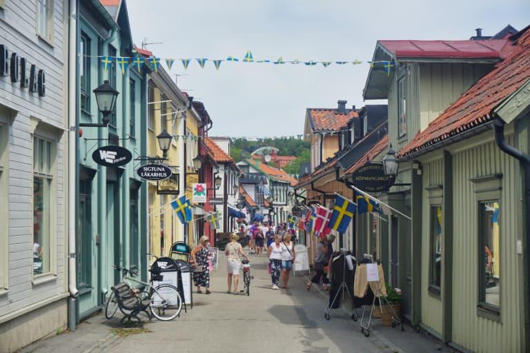 10 pueblos más bonitos de Suecia 6