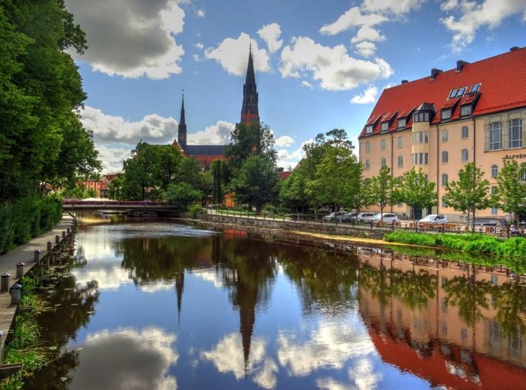 10 pueblos más bonitos de Suecia 9