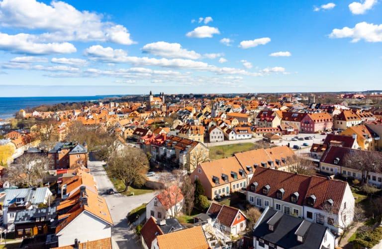 10 pueblos más bonitos de Suecia 2