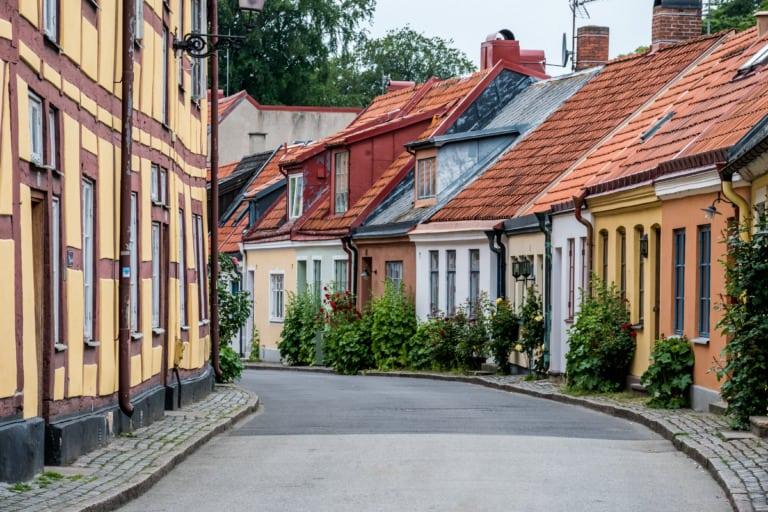 10 pueblos más bonitos de Suecia 8
