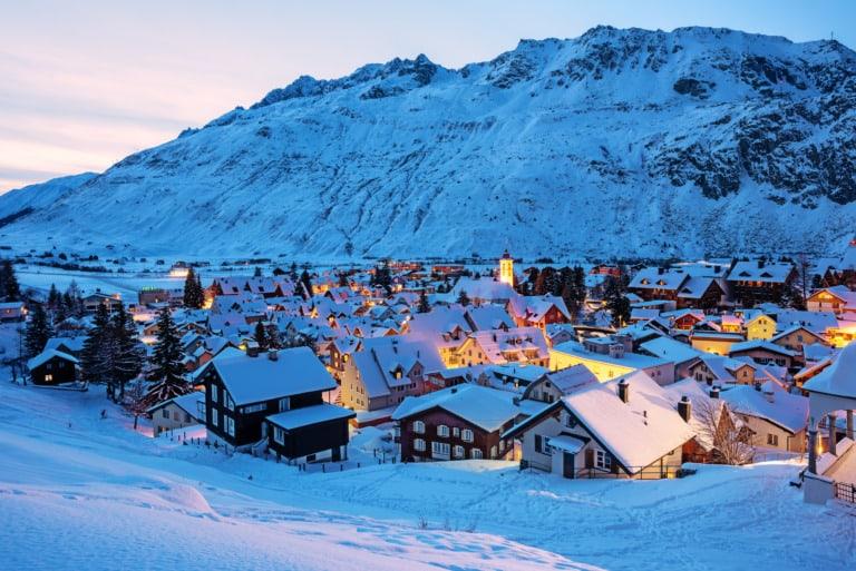20+ pueblos más bonitos de Suiza 1