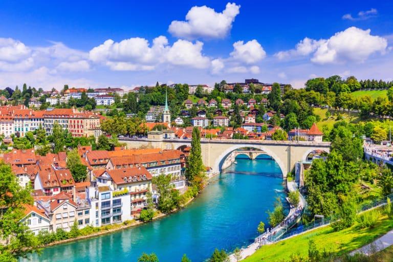 20+ pueblos más bonitos de Suiza 2