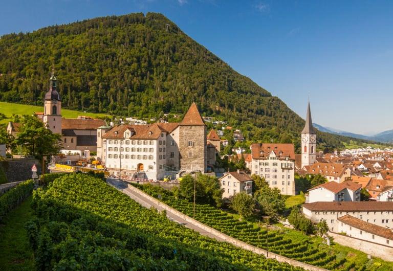 20+ pueblos más bonitos de Suiza 3