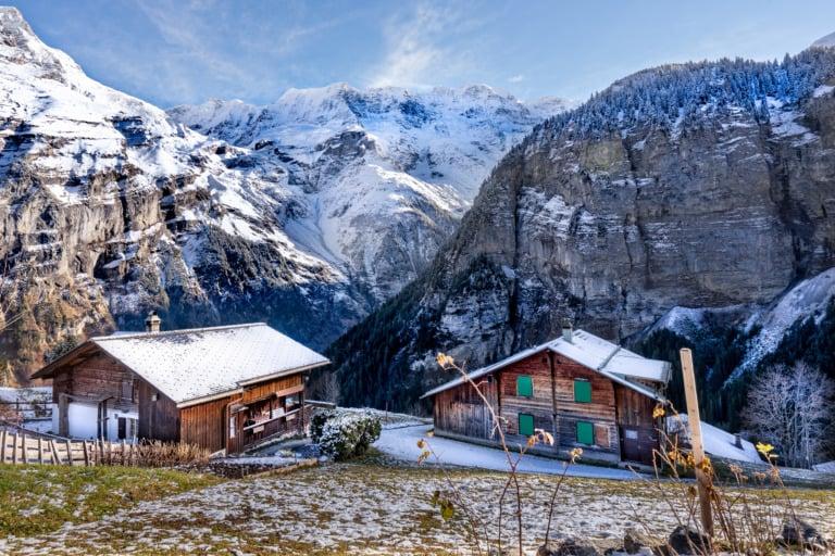 20+ pueblos más bonitos de Suiza 4