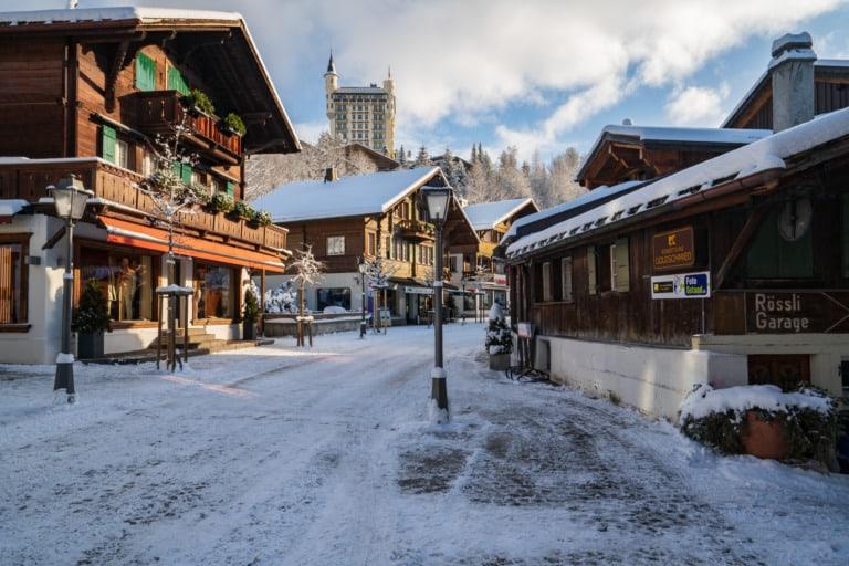 20+ pueblos más bonitos de Suiza 8