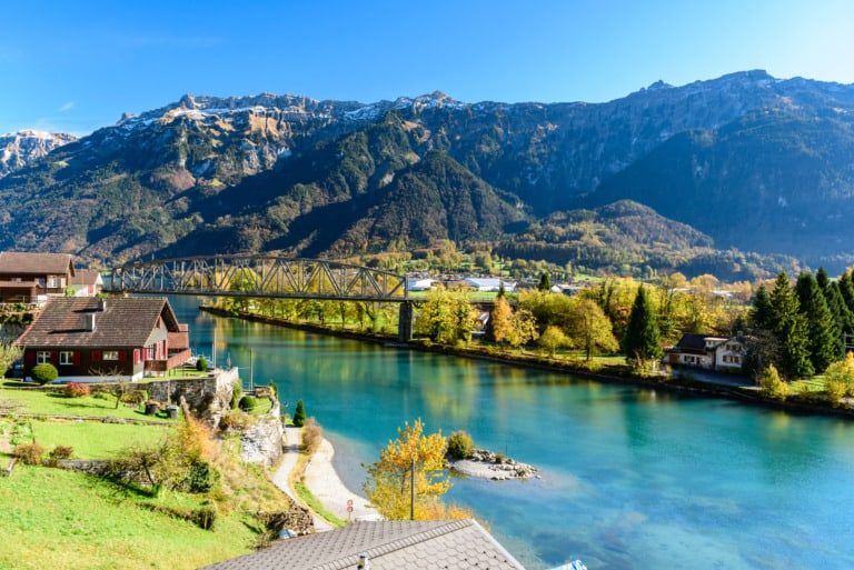 20+ pueblos más bonitos de Suiza 9