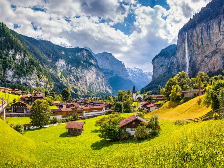 20+ pueblos más bonitos de Suiza 10