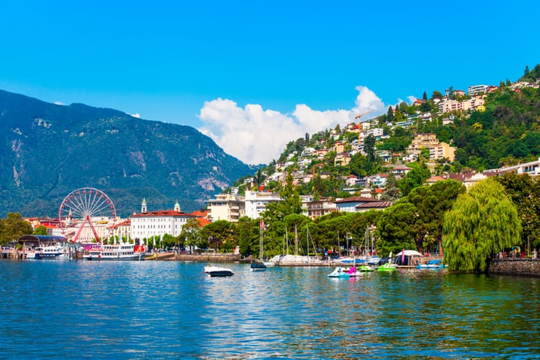20+ pueblos más bonitos de Suiza 11