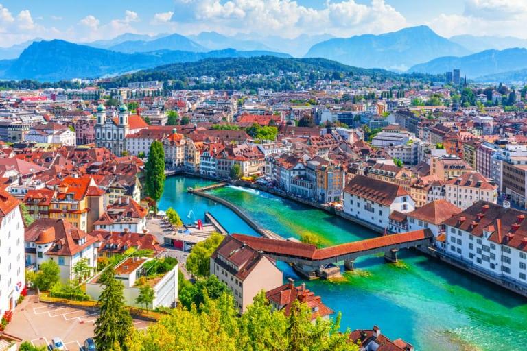 20+ pueblos más bonitos de Suiza 12