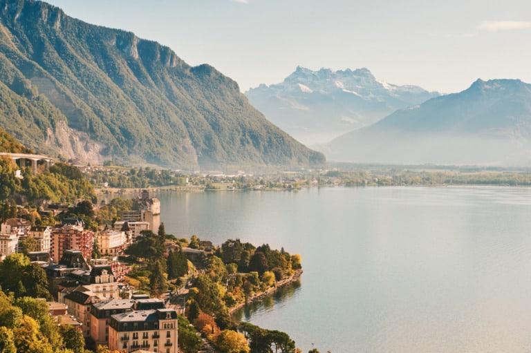 20+ pueblos más bonitos de Suiza 14