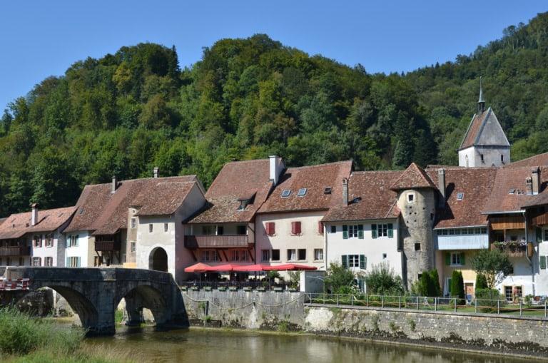 20+ pueblos más bonitos de Suiza 16