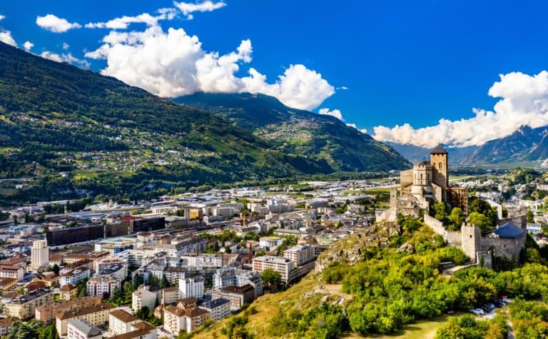 20+ pueblos más bonitos de Suiza 17