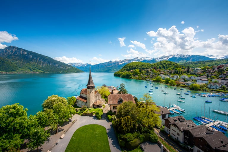 20+ pueblos más bonitos de Suiza 18