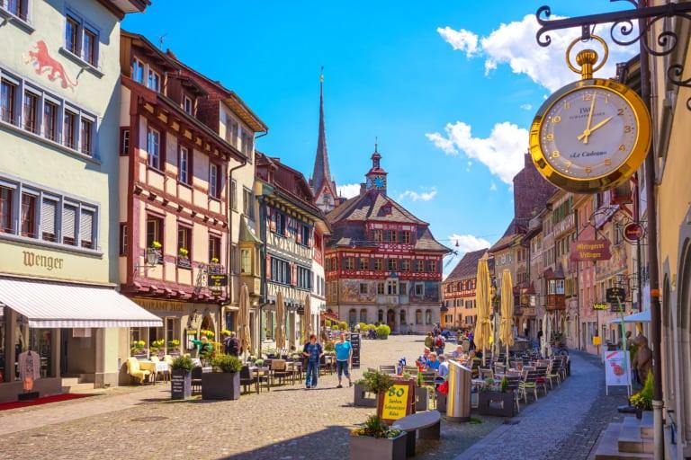 20+ pueblos más bonitos de Suiza 19