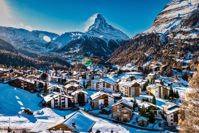 20+ pueblos más bonitos de Suiza 21