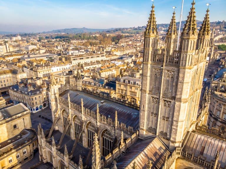 18 lugares que ver en Bath 6