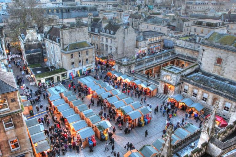 18 lugares que ver en Bath 14