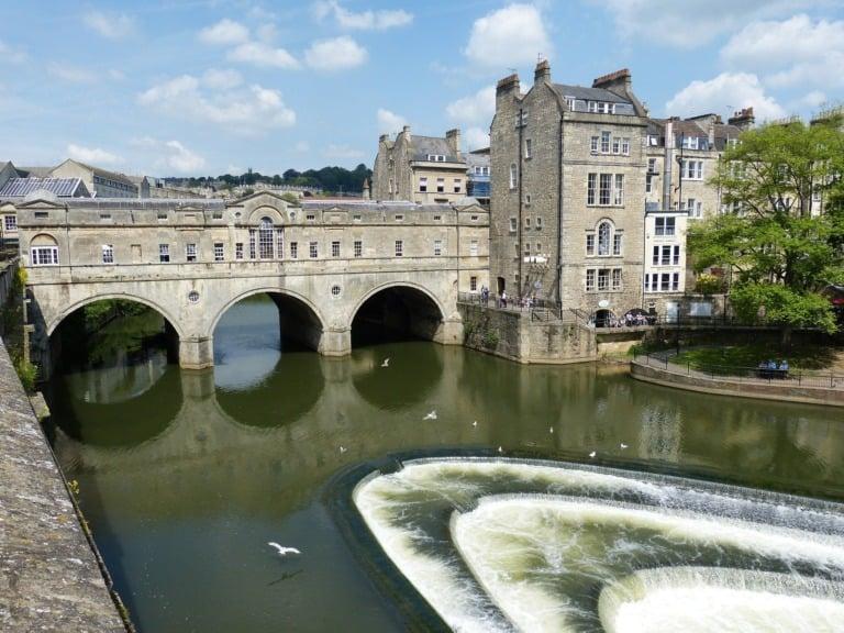 18 lugares que ver en Bath 3