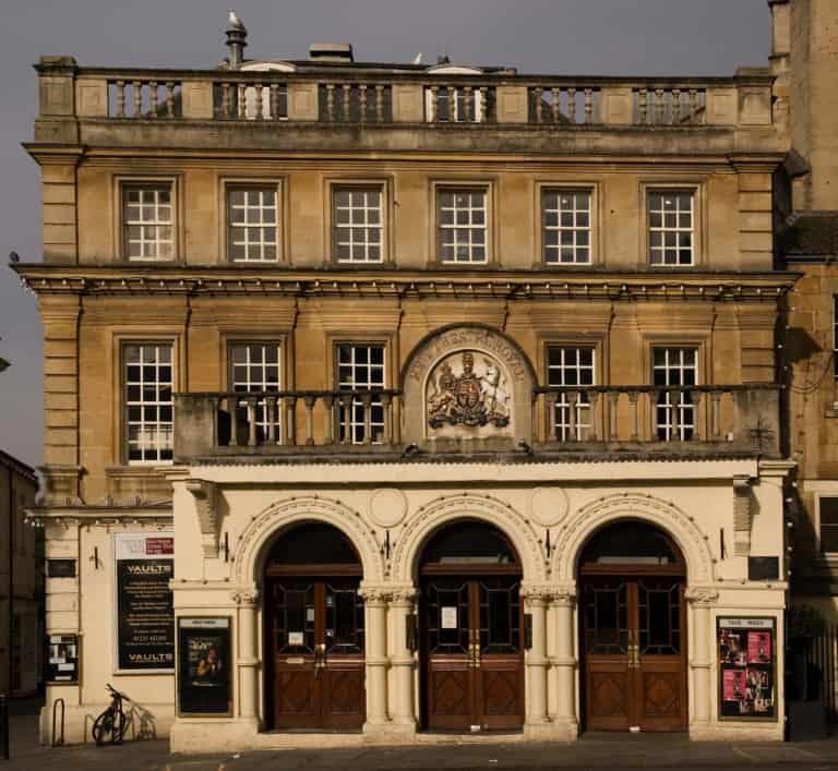 18 lugares que ver en Bath 5