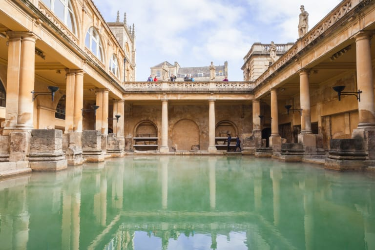 18 lugares que ver en Bath 1
