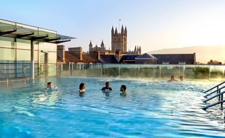 18 lugares que ver en Bath 2