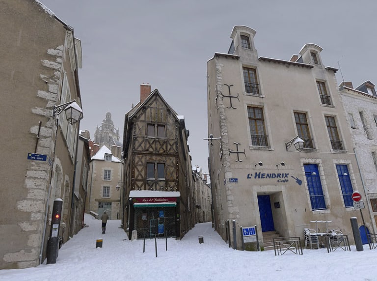 15 lugares que ver en Blois 9