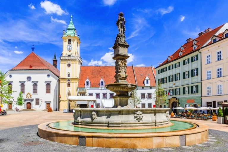 15 lugares que ver en Bratislava 2