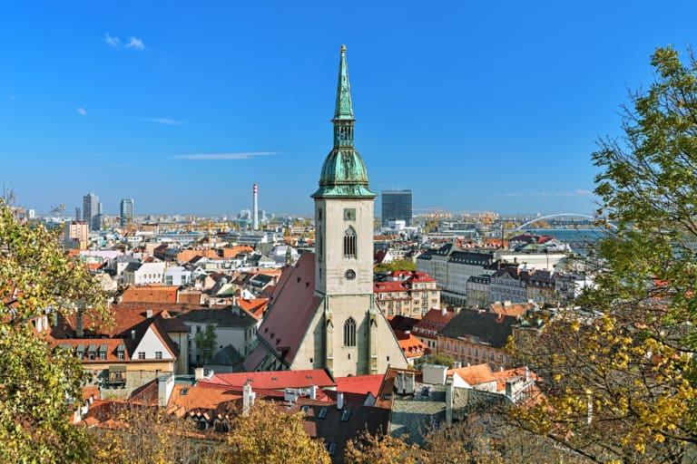 15 lugares que ver en Bratislava 7