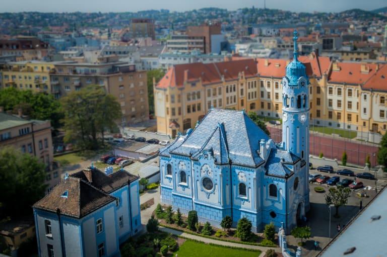 15 lugares que ver en Bratislava 9