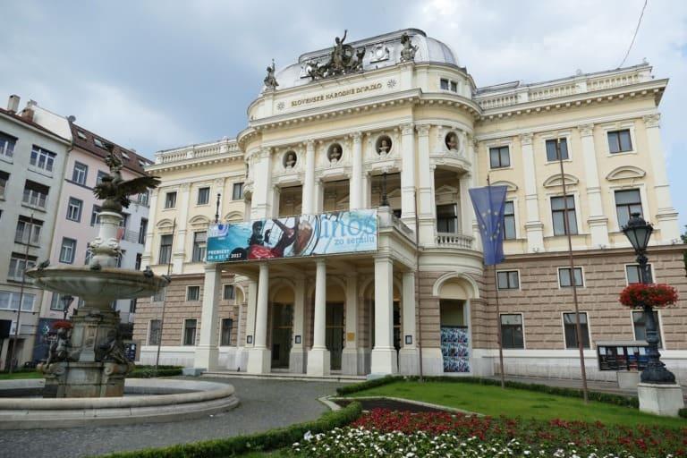 15 lugares que ver en Bratislava 8
