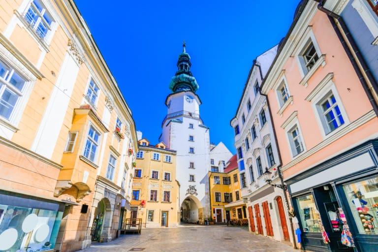 15 lugares que ver en Bratislava 6