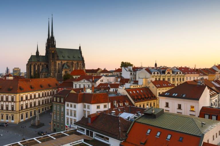 13 lugares que ver en Brno 1
