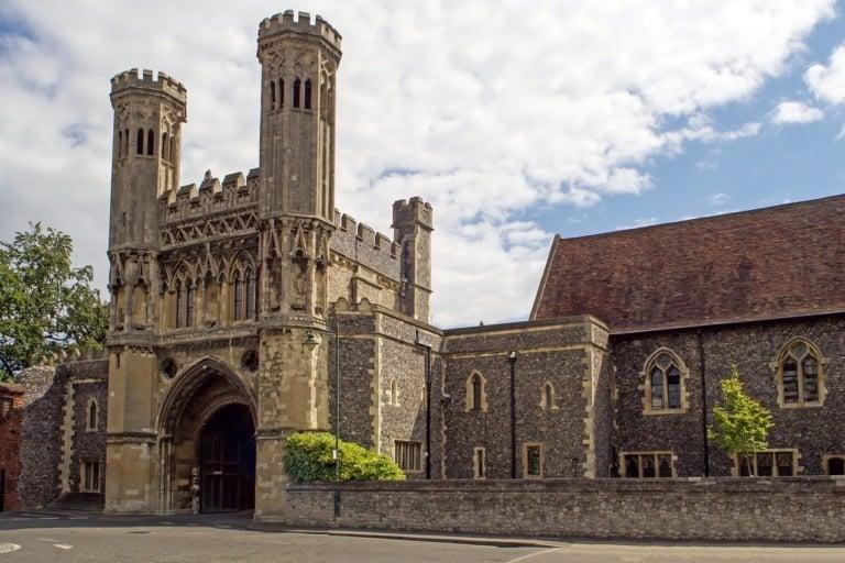 11 lugares que ver en Canterbury 9