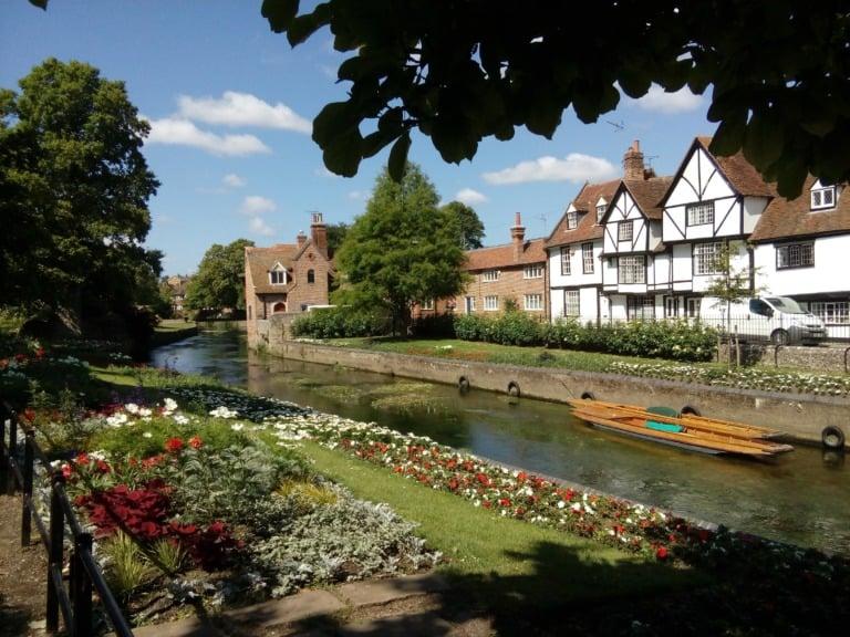 11 lugares que ver en Canterbury 1