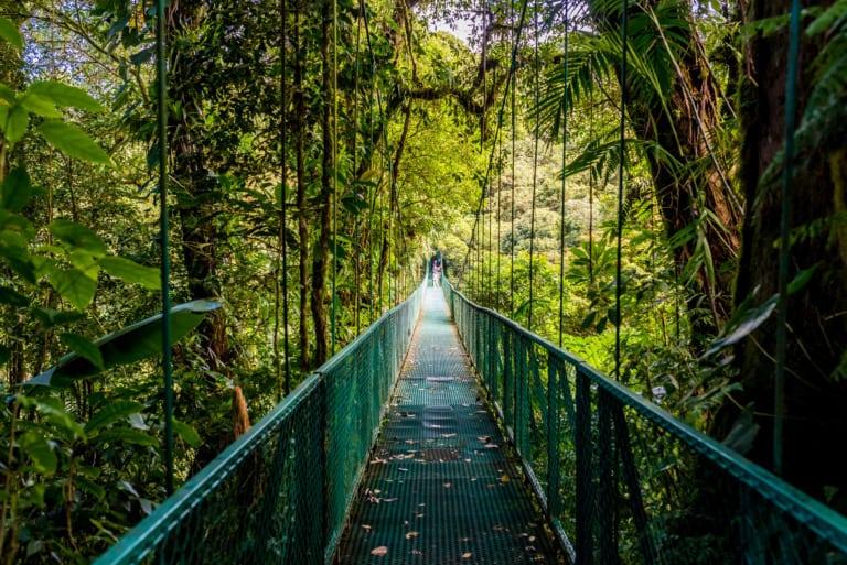 10 lugares que ver en Costa Rica 4