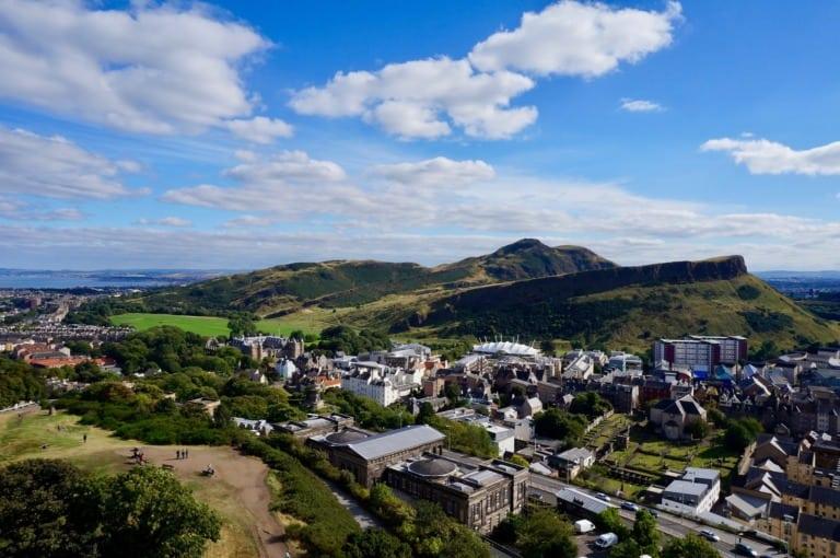 20 lugares que ver en Edimburgo 11