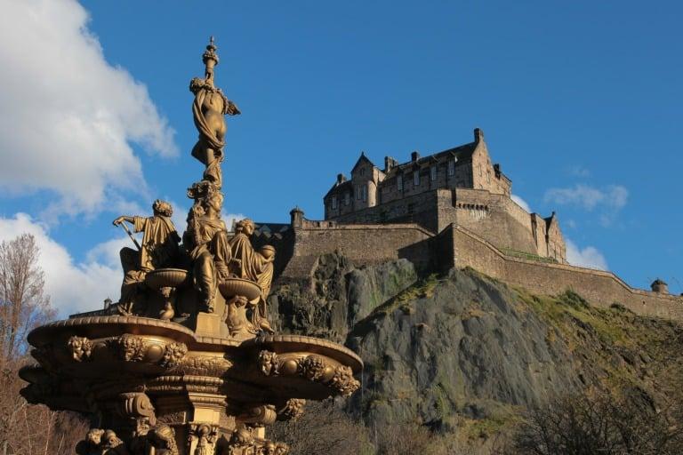 20 lugares que ver en Edimburgo 1